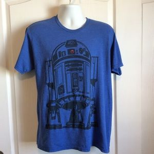 🔲 STAR WARS - R2D2 T-Shirt